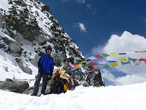 Chola Pass Trekking Photos