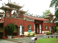 Chong Hock Tong Temple