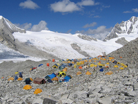 Cho Oyu Expedition Photos