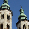 Churches Of The Old City In Krakow