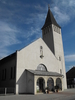 Church Of Dunasziget, Hungary