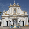 Church Of Our Lady Of Good Health Ariyankuppam, Puducherry