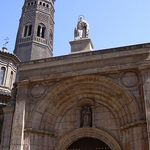 Church of San Pablo in Zaragoza