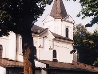 Church of St Jerzy in Biłgoraj
