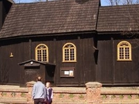 Church of St Nicholas in Łubowo
