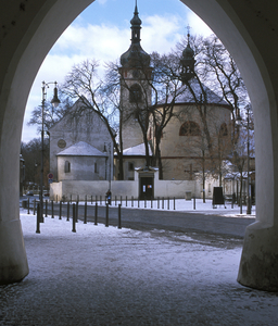 Church Of The Assumption Of Our Lady  - Stara Boleslav