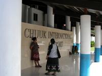 Truk Chuuk Intl. Airport