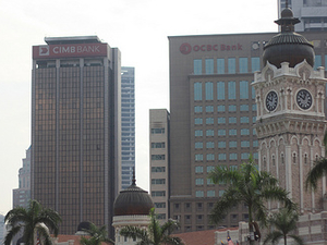 CIMB Bank Tower KL