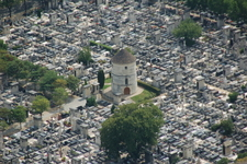 View Of Montparnasse Cemetery
