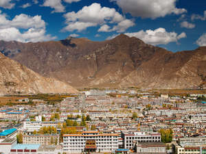 Lhasa City Tour Photos