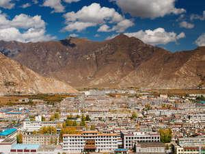 Lhasa City Tour Photos