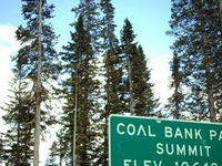 Coal Bank Pass