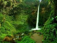 Coban Pelangi Falls