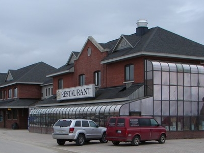 The Cochrane Railway Station