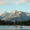 Colter Bay Boats - Grand Tetons - Wyoming - USA