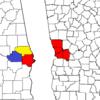 Columbus 2 C Ga Auburn 2 C Al Metro Area Map