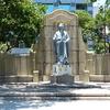 Confucius Statue In Park