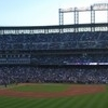 Panorama Of Coors Field