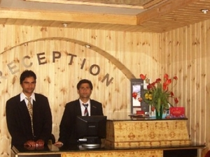 Hotel Sadaf Reception
