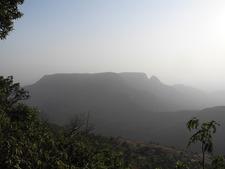 Coronation Point Surrounding Valleys - Matheran - Maharashtra - India