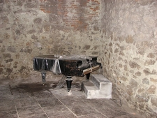 Corvin Castle Interior - Hunedoara