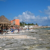 The Beach At Costa Maya Port