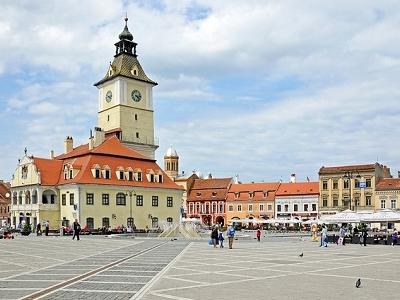 Council Square - Brasov