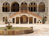 Courtyward Beiteddine Palace