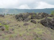 Crater Basin Mt. Batur