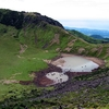 Crater Lakes On Hallasan