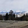 Crazy Mountains Range View