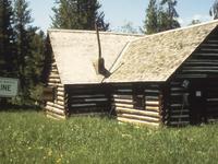 Crevice Patrol Cabin