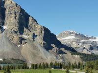 Crowfeet Mountain