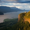 Crown Point Over Columbia River OR