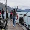 Cruising Fiordland - South Island NZ