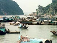 Cua Van Fishing Village