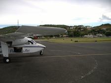 Culebra Airport Runway