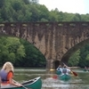 Canoers On Cumberland River