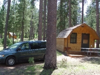 Custer Blue Bell Campground