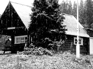 Cut Bank Ranger Station
