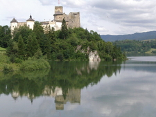 Czorsztyn And Niedzica Castles