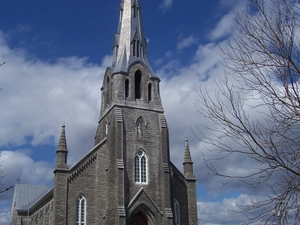 Saint Joachim de Pointe Claire Church