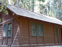 Cabin Creek Ranger Residence and Dormitory