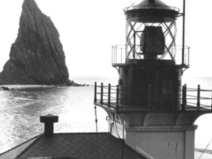 Cape St. Elias Light