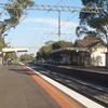 Carnegie Railway Station Melbourne