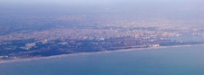Chennai Port From The Air