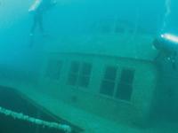 Chester A. Congdon Shipwreck
