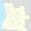 Chiange Is Located In Angola