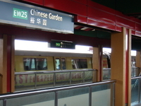 Chinese Garden MRT Station