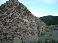 Charcoal Kilns Death Valley
